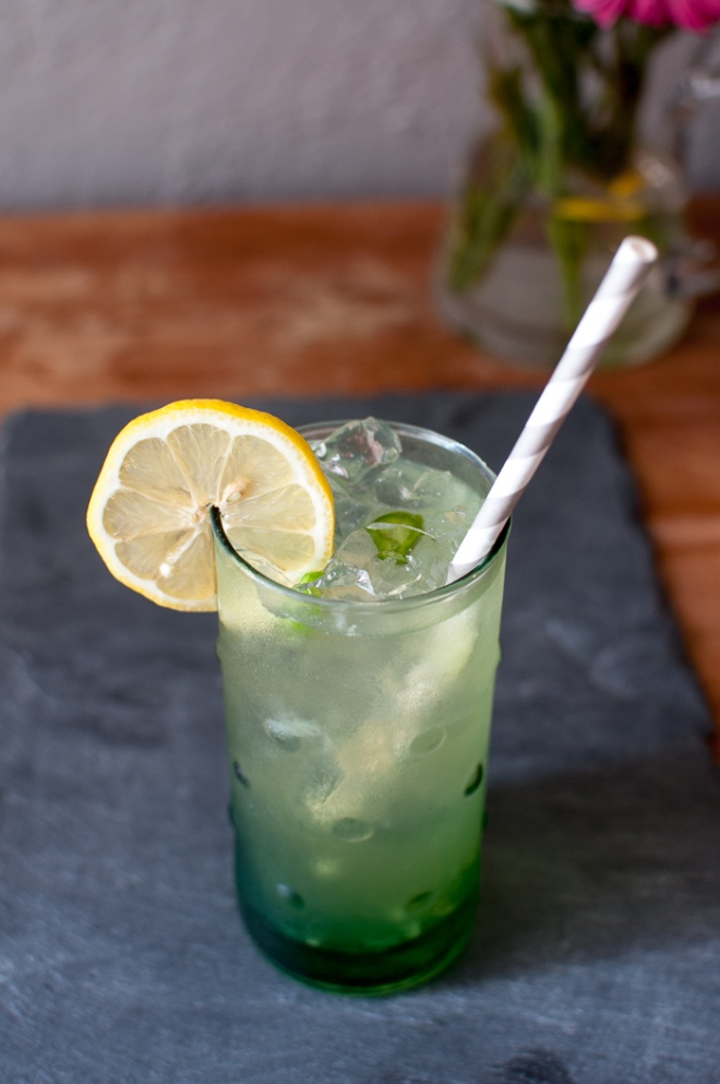 Jalapeño Vodka Lemonade from Stirring Things Up blog